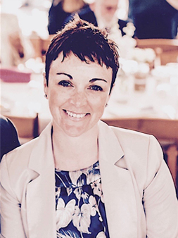 Catherine Woodley - R@W certified practitioner in Sydney