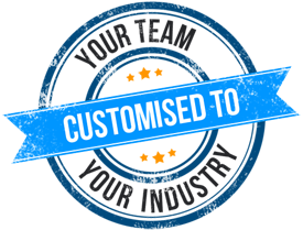 Your Team Customised to Your Industry