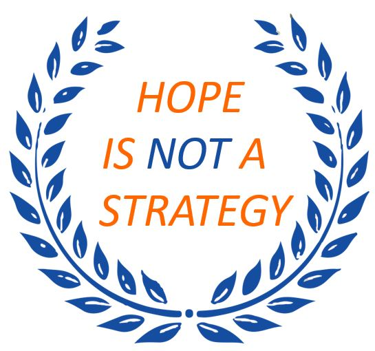 hope is not a business strategy kona hbb group garret norris