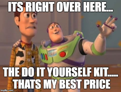 toy story characters meme about best price and do it yourself kit for assumptions blog