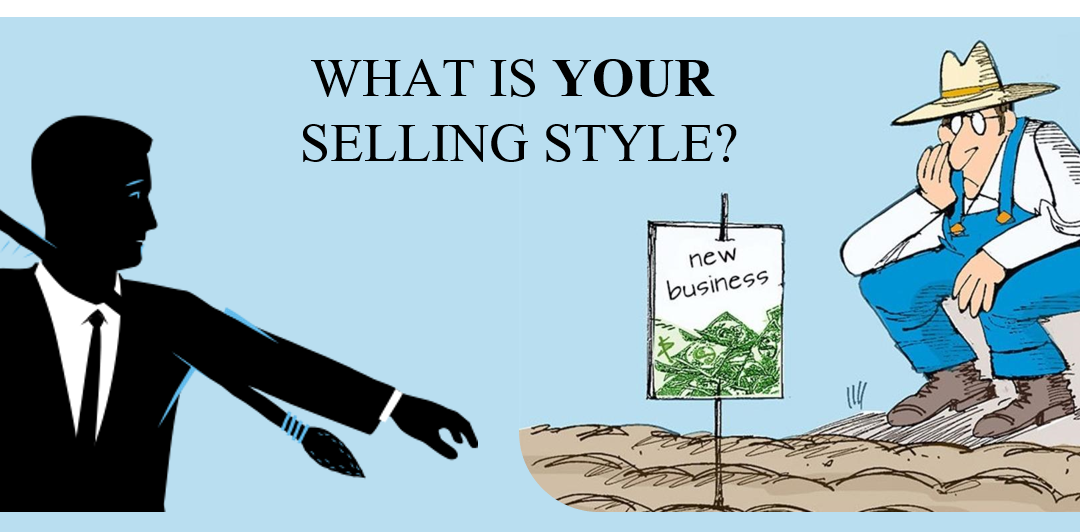 What Is Your Selling Style?